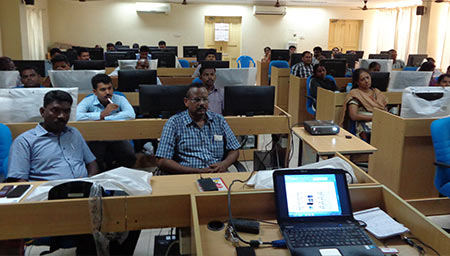 CCTV Camera Traffic solutions training