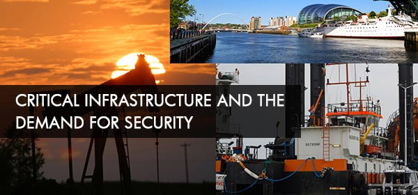 Critical infrastructure and the demand for security