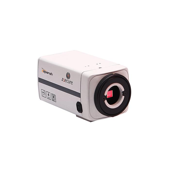 C/CS Mount IP Camera