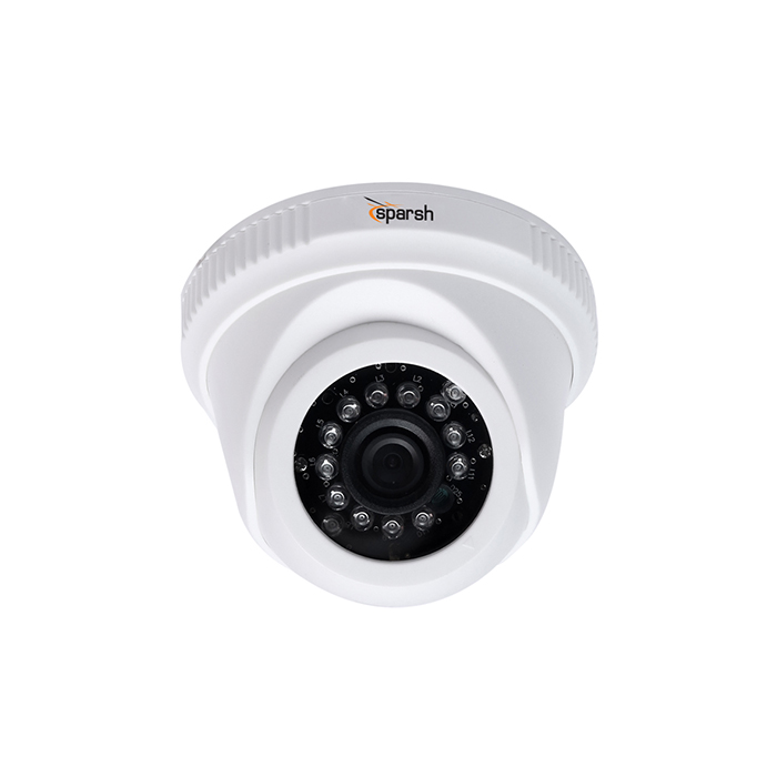 IR Dome IP Camera