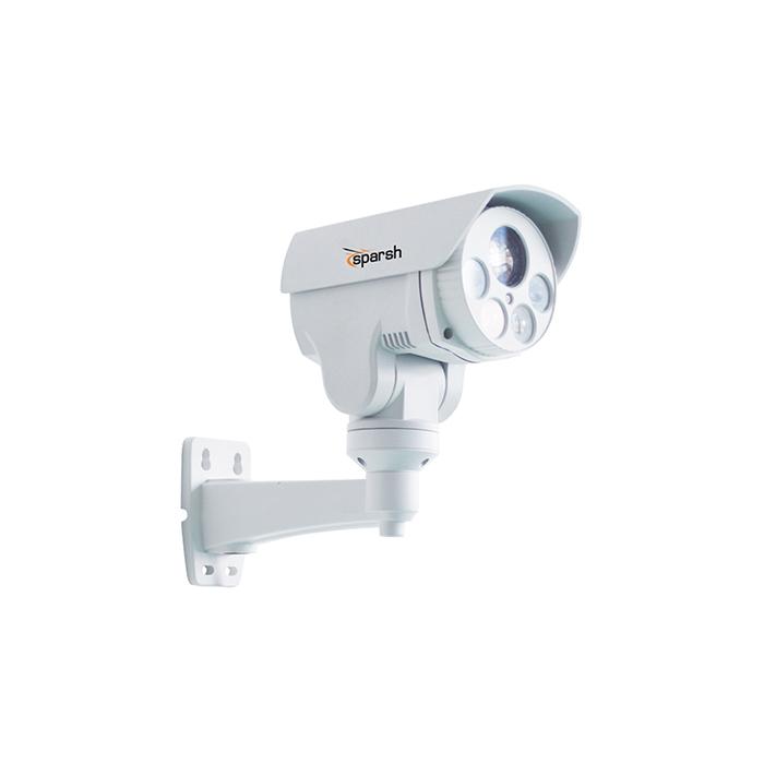 4X PTZ Bullet IP Camera
